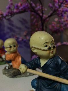 Kung Fu figures