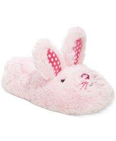 4e8efac6312 Bunny Slippers Pottery Barn Kids These are ridiculous I have to
