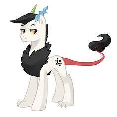 Prince Illusion Son of Discord and Celestia
