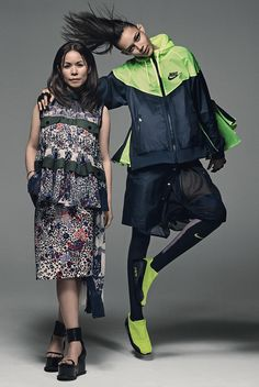The NikeLab x sacai collection is the collaboration of our dreams.