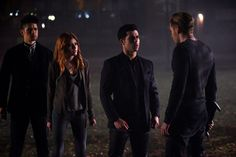 "Shadowhunters 2x10 - Promotional Photos - ""By the Light of Dawn """