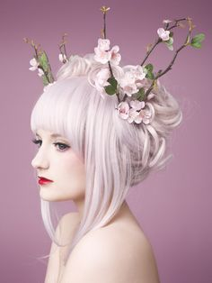 hair styles with hair 1000 images about hair inspiration on pink 4632