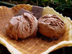 Csoki fagylalt főzött alapból