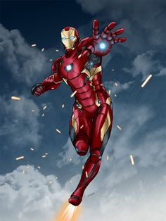 IRONMAN MARK XLVI