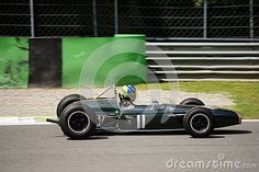 A Historic Grand Prix Cars Association event was hosted at Monza in occasion of the 2016 Intereuropean Cup.