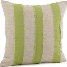 apple green pillows