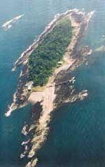 Peary's Eagle Island, Maine