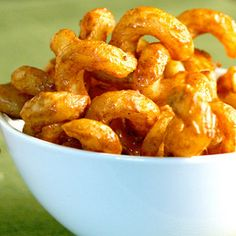 Baked Curly Fries