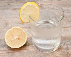 Here is Why You Should Drink Lemon Water Right After You Wake Up in The Morning