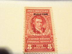 BOB-1948 #R502 $5 DOCUMENTARY-VF