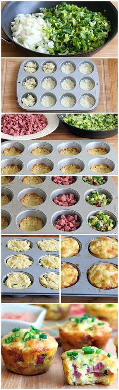 Corned Beef Muffins