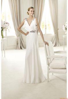 Vestidos de noiva Pronovias Uberly 2013