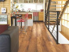 Laminate floors by Shaw at James Carpets of Huntsville