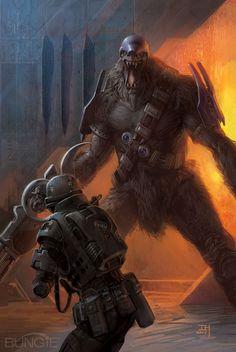 Halo: ODST vs Brute