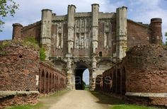 Thornton Abbey,Lincolnshire, England, UK.   HOPEFULLY WILL BE HERE THIS SUMMER AT FIELD SCHOOL!!!!