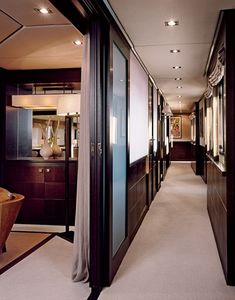 The Enchanted Home | private yacht interiors