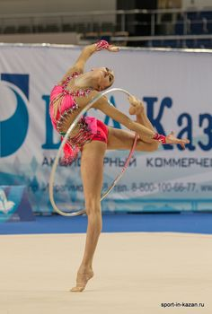 Maria Titova (Russia), RUS Championships Kazan 2014
