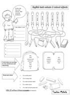 english worksheet parts of the computer things i want to work with pinterest english. Black Bedroom Furniture Sets. Home Design Ideas