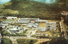 Great Ife - Aerial view of Obafemi Awolowo University (OAU) Ile- Ife, Nigeria