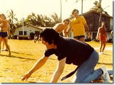 Elvis Presley playing Football in Hawaii March 1977==so difficult to believe he would be dead in two months