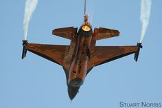 Royal Netherlands Air Force F-16AM Fighting Falcon