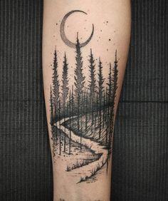 Body Art Tattoos, New Tattoos, Girl Tattoos, Tattoos For Guys, Jaguar Tattoo, Camping Tattoo, Native Tattoos, Sparrow Tattoo, Tattoo Now