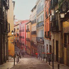 Calle Calvario- Centro Madrid