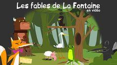 Vidéos LES FABLES DE LA FONTAINE
