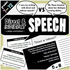 informal dialogue essay