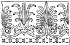 frieze motif