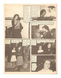 Fotonovela Estrella con Verónica Castro {pagina 2 de 63}