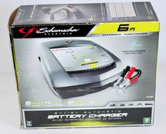 #BIDNOW #EBAY Schumacher Electic 6/4/2 AMP 72W XC6 AUTOMATIC BATTERY CHARGER. #schumacherelectric SHIPPING IS FREE - http://www.ebay.com/itm/221730106736