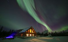 Yukon, Canada - Best Places to See the Northern Lights | Travel + Leisure