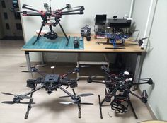 That's one real nice set up all right!  The Home of Insanely Cool RC Drones! http://www.coolrcdrones.com/