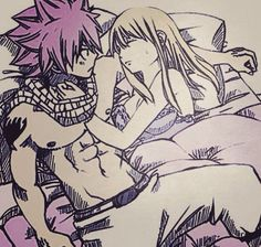 Photo Fairy tail - - Page 3 - WattpadYou can find Nalu and more on our website.Photo Fairy tail - - Page 3 - Wattpad Natsu Fairy Tail, Fairy Tail Ships, Art Fairy Tail, Fairy Tail Amour, Image Fairy Tail, Anime Fairy Tail, Fairy Tail Comics, Fairy Tail Pictures, Fairy Tail Lucy