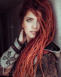 @reginacalefornia 📷 @pixxlab_mb Follow us ✌🏻Tag us or use hashtag welovedreadlocks. No DM pls. Admin page @tvoih_shagov #dreadlocks… Dreadlocks Girl, Synthetic Dreadlocks, Dreads Styles For Women, Long Hair Styles, White Girl Dreads, Lady Lovely Locks, Beautiful Dreadlocks, Dreadlock Extensions, Hippie Hair