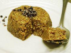 The 5-minute, single-serving, raw veganblondie