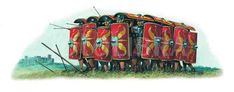 Roman soldiers in testudo formation for advancing against missiles. Rome History, Ancient World History, Ancient Rome, Ancient Greece, Roman Shield, Rome Art, Roman Warriors, Roman Legion, Roman Soldiers