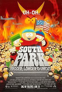 Southpark: Bigger, longer and uncut! Parker and Stone were at their peak when this came out and it is killer funny.