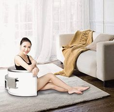 Far Infrared Treatment Device - Infrared Portable Sauna Dome for Pain Relief Muscle Problems, Portable Sauna, Pain Relief, Gadget, Waves, Easy, Design, Ocean Waves
