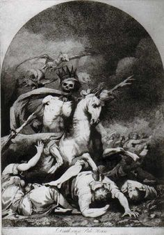 J. Haynes, Death on a Pale Horse 1784