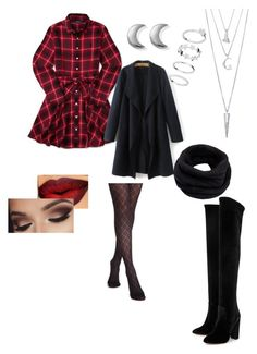 """""""Winter"""" by mrs-hemmings12 ❤ liked on Polyvore featuring Ralph Lauren, Aquazzura, Helmut Lang, BERRICLE and ChloBo"""