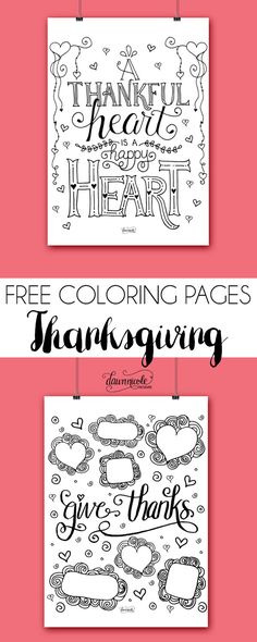 coloring pages thanksgiving printable bible adults dawn nicole crafts designs printables bydawnnicole activities books thanks give adult hand drawn sheets Coloring Book Pages, Printable Coloring Pages, Coloring Pages For Kids, Coloring Sheets, Free Thanksgiving Coloring Pages, Thanksgiving Crafts, Thanksgiving Activities, Happy Thanksgiving, Banners