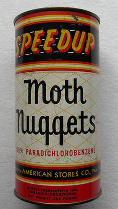 speedup moth nuggets can