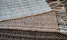 Handwoven alpaca blankets from Legacy Lane Fiber Mill