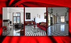 Hotel Rebolledo cement tiles floors #mosaicdelsur #cementtiles