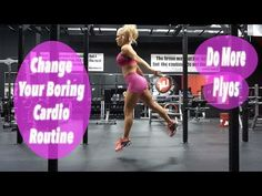 Jessie Hilgenberg's Power Plyo Workout | NLA For Her - YouTube