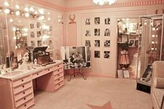 A showcase of the Chic 'Mirrored' Vanities by social media's best Beauty Bloggers.