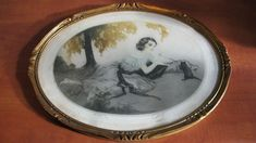 Guy drawn etching young woman with cat France antique hand-colored Art Nouveau. Antique Lamps, Rare Antique, Antique Art, Vintage Art, Antique Silver, Art Nouveau, Sheffield Silver, Guy, Deco Blue