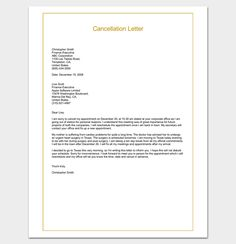 Offer appointment letter format for ceo profile pinterest letter for doctor appointment sample cancellation letter format word doc spiritdancerdesigns Choice Image